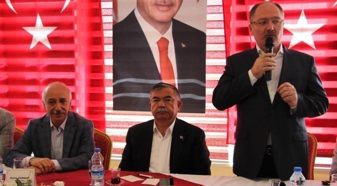Bakan Yılmaz: Türkiye daha çok ilerleyecek