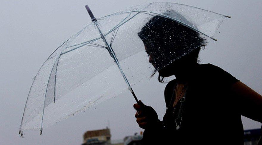 Meteoroloji'den hava durumu raporu: Kuvvetli fırtına geliyor!