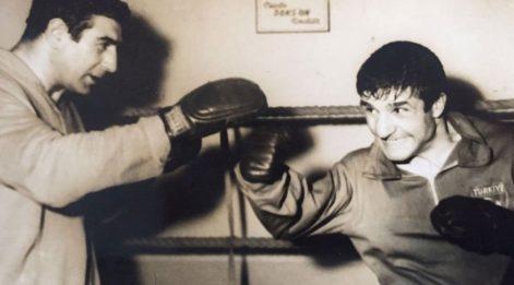 Efsane boksörün Garbis'in hayatı kitap oldu