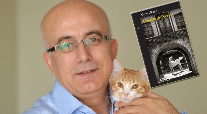 Orhan Kemal Roman Armağanı'nı Gürsel Korat'ın