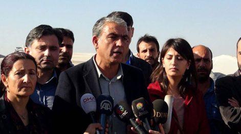 HDP Milletvekili Ayhan gözaltına alındı