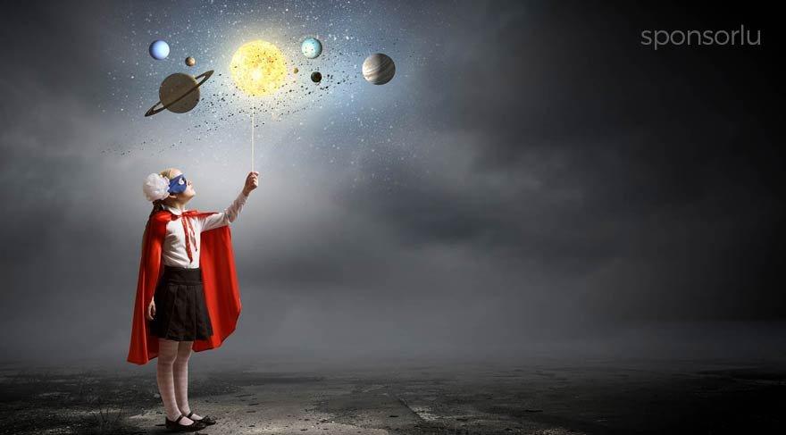 Başarılı, odaklanabilen, dikkatli ve çok boyutlu düşünebilen çocukların sırrı burada!