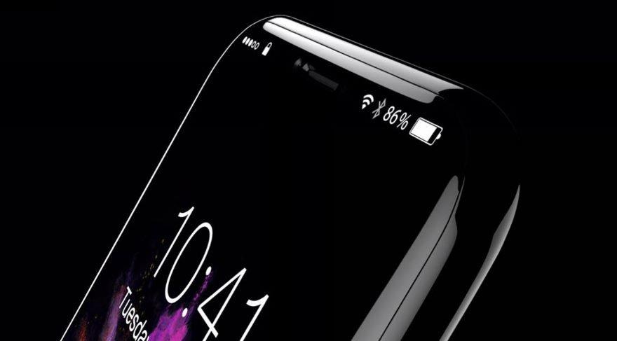Gizli bilgiler sızıyor: iPhone 8'de kabloya gerek kalmayacak