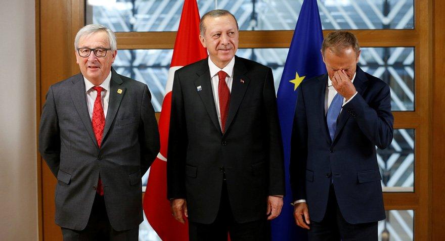 Juncker'den AB-Türkiye ilişkisine dair açıklama