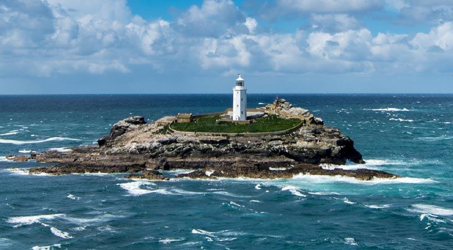Hayran bırakan deniz feneri otelleri