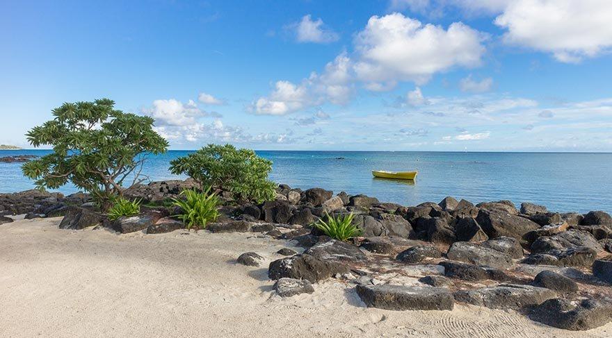 Cennetin esin kaynağı: Mauritius Adası