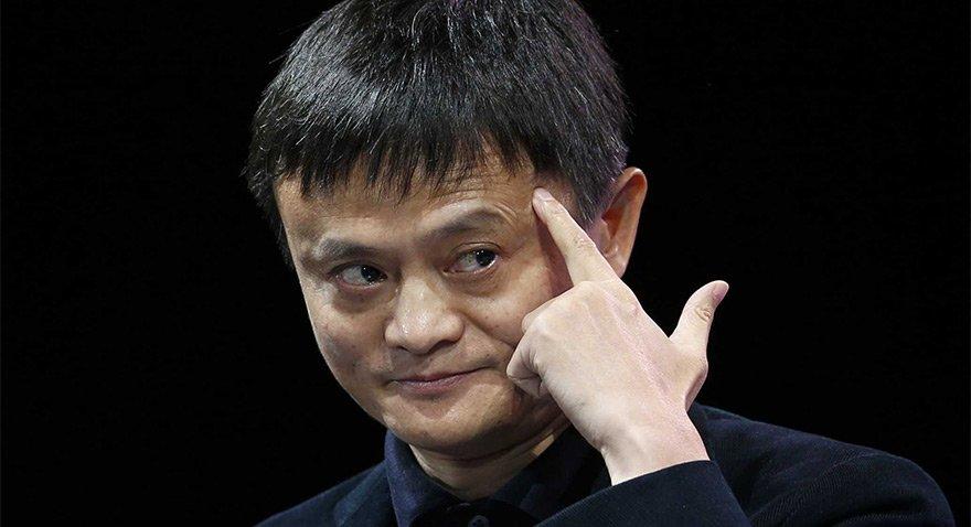 Jack Ma Çin'in en zengin adamı oldu
