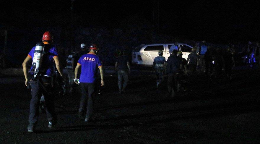 Kemer'de maden faciası: 2 işçi yaşamını yitirdi
