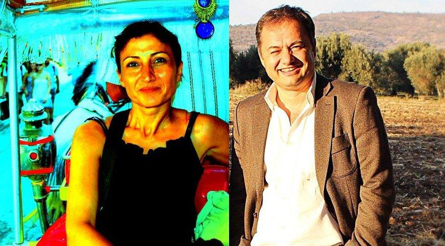 Gökmen Ulu ve Mediha Olgun gözaltına alındı