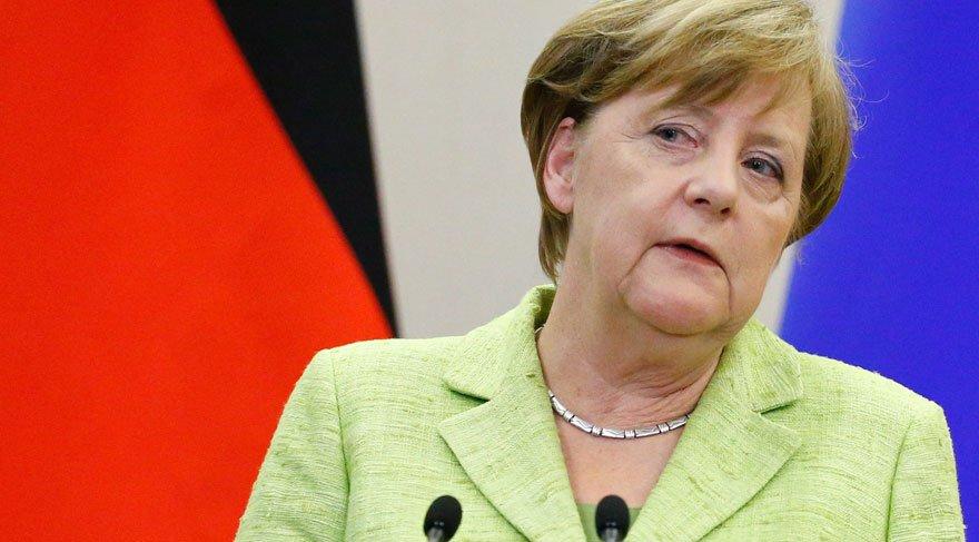 Merkel: Türkiye sadece Erdoğan'dan oluşmuyor