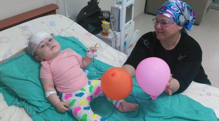 Marmaris faciasında mucize: 11 aylık bebek kurtuldu