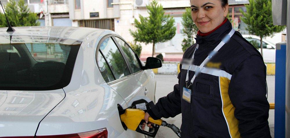 Kaç paralık benzin alıyorsunuz Maliye anında bilecek