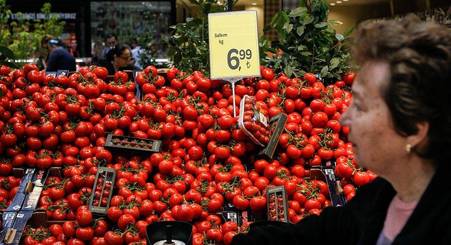Rekabet Kurumu'ndan domates hamlesi