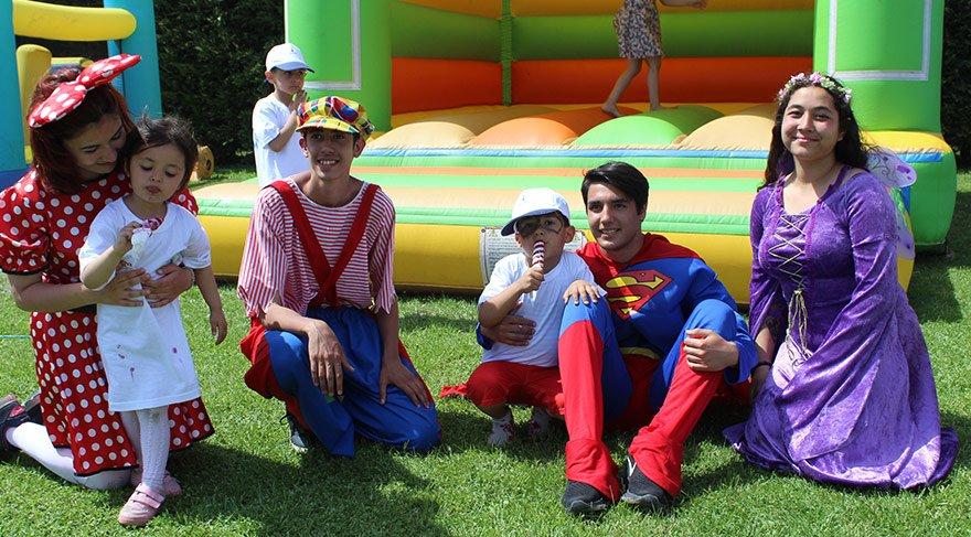 Diyabetliler festivalde buluştu