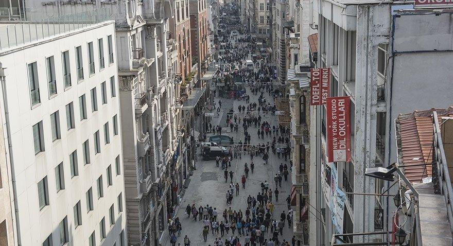 İstiklal Caddesi'nde neler oluyor?