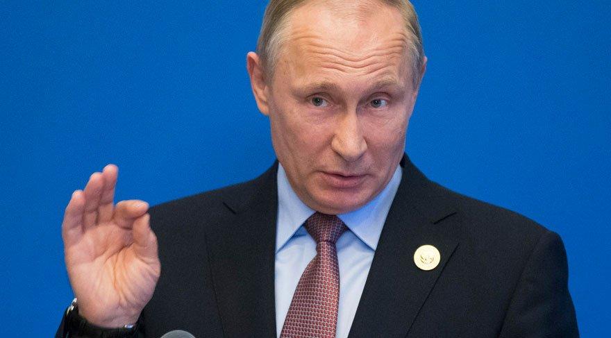 Putin halefini açıkladı