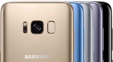 Galaxy S8 serisi renkleniyor!