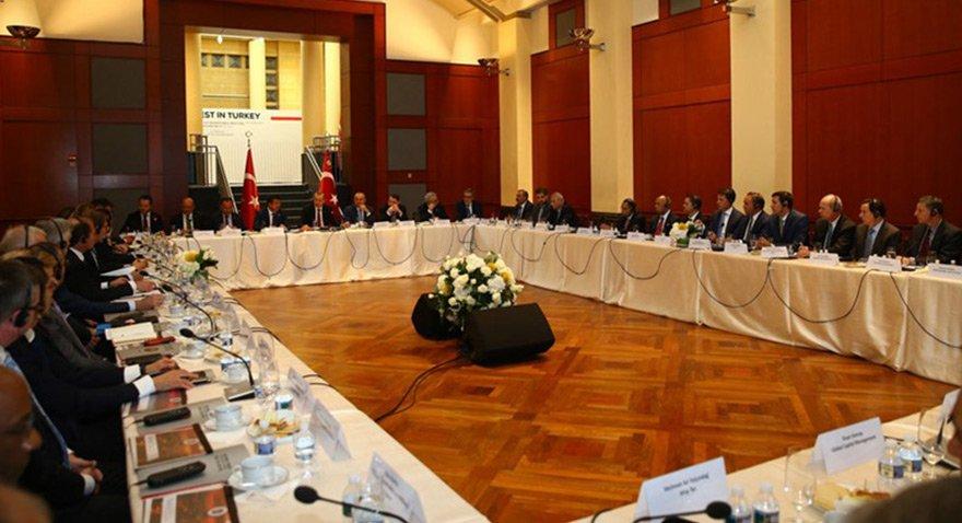 Erdoğan ABD'de CEO'lara seslendi