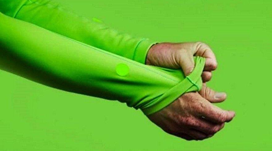 Bisikletçiler için ideal kıyafet rengi: Neon Yeşil