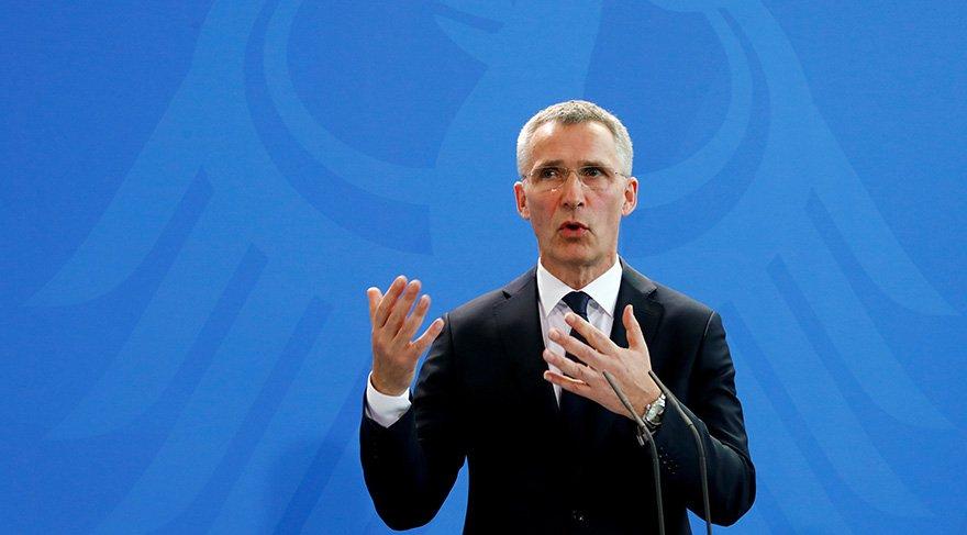NATO: Rusya'nın yasadışı ve gayri meşru Kırım ilhakını tanımıyoruz