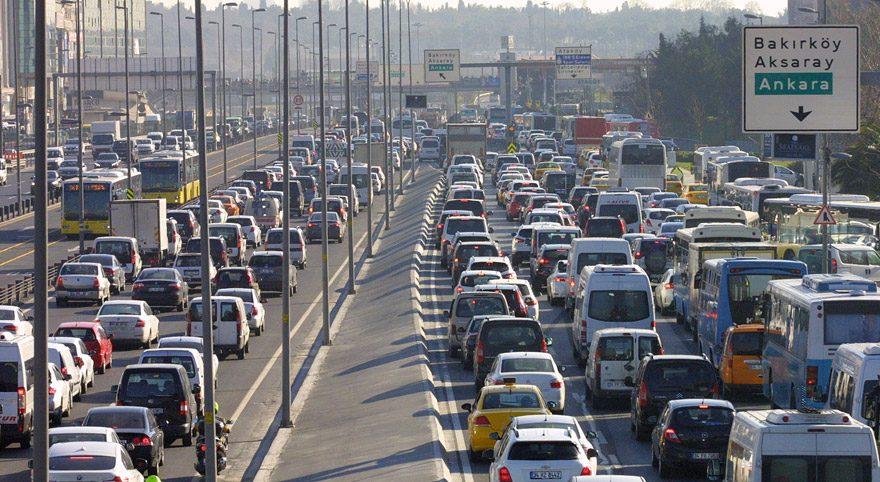 İstanbul yol durumu Yandex (canlı)