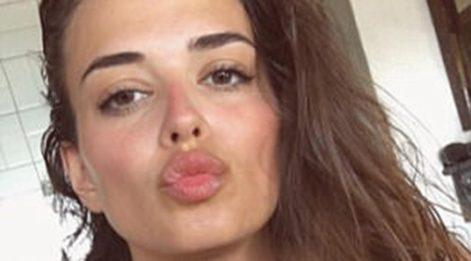 Türk manken Ibiza'yı birbirine kattı