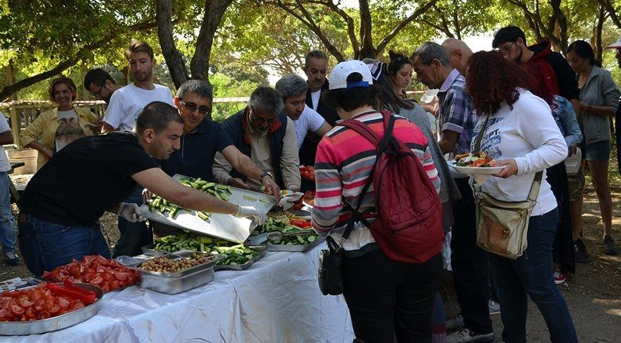 Avrupa'nın ikinci Türkiye'nin ilk Vegan Festivali
