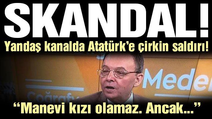 Skandal! Atatürk'e çirkin saldırı: 'Afet İnan manevi kızı değil, Çankaya'nın nikahsız First Lady'sidir'