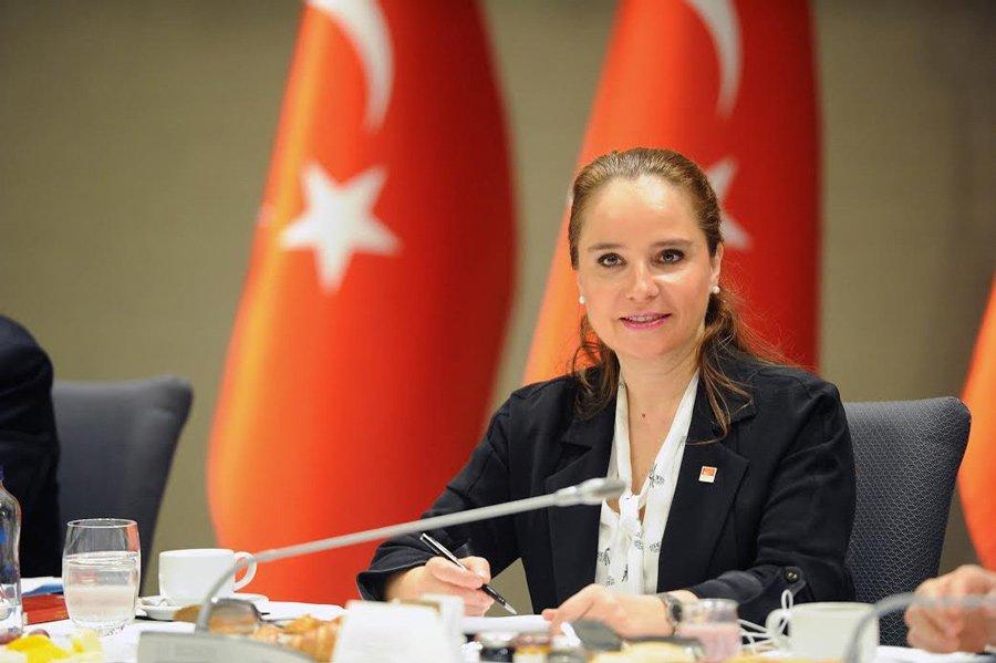 CHP Genel Başkan Yardımcısı Yasemin Öney Cankurtaran