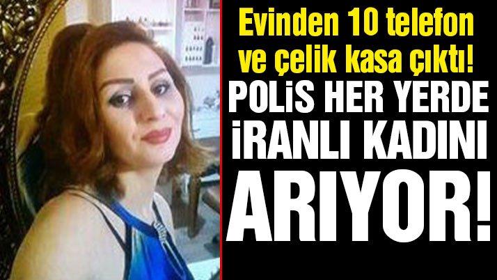 Elebaşı İranlı kadın çıktı! Edirne'de tesadüfen yakalandılar...