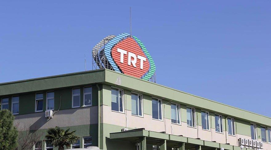 """TRT'den """"FETÖ yapılanması"""" açıklaması"""