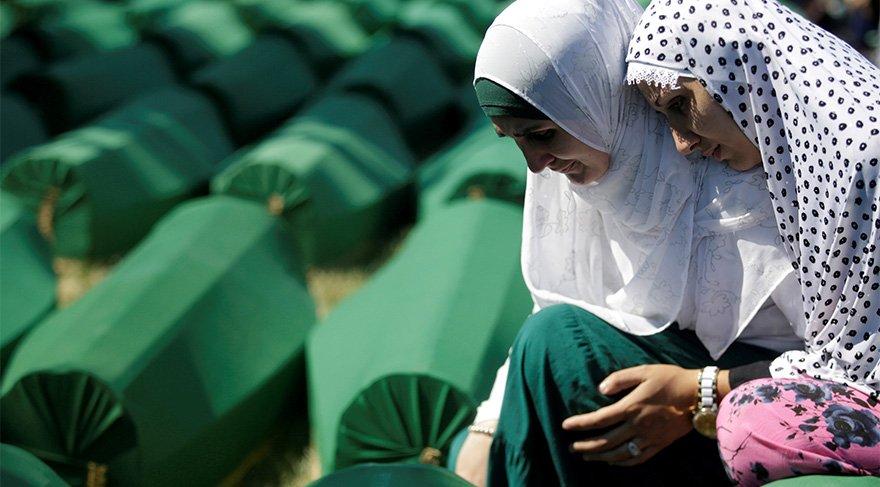 Son dakika... Hollanda'dan tarihi 'Srebrenitsa' kararı