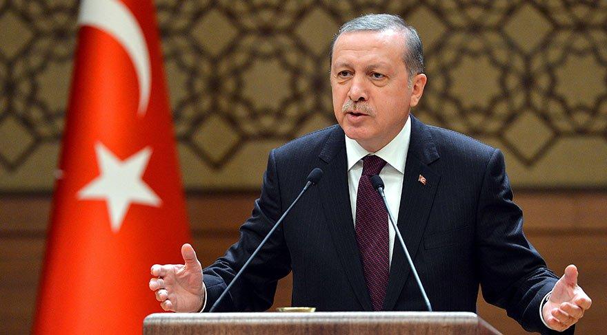 Erdoğan'dan Adalet Yürüyüşü'ne: Aynı durumla karşı karşıya kalabilirler