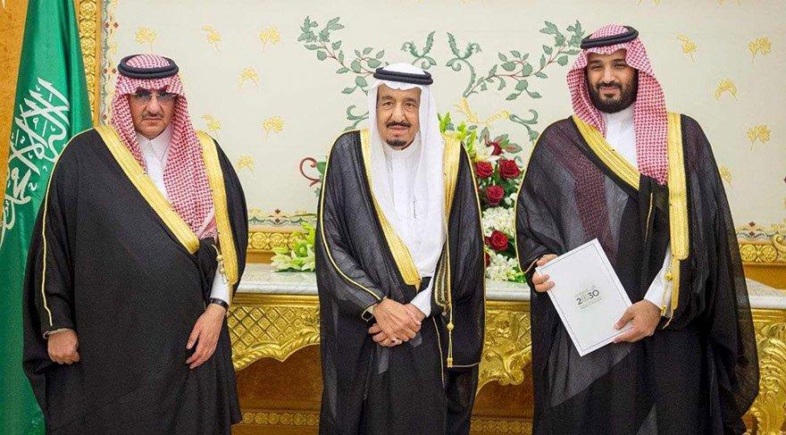 Suudi Kralı Salman, prensi gözaltına aldırdı