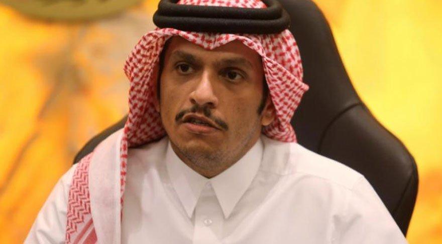 Katar Dışişleri Bakanı: Türkiye, Kuveyt ve Umman'ın desteğine dayanan bir B planımız var