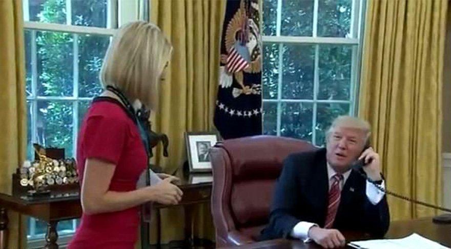 ABD lideri Trump'tan çok büyük saygısızlık!