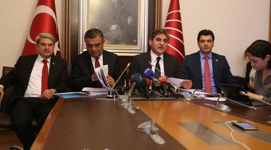 İşte CHP'nin darbe raporuna muhalefet şerhi