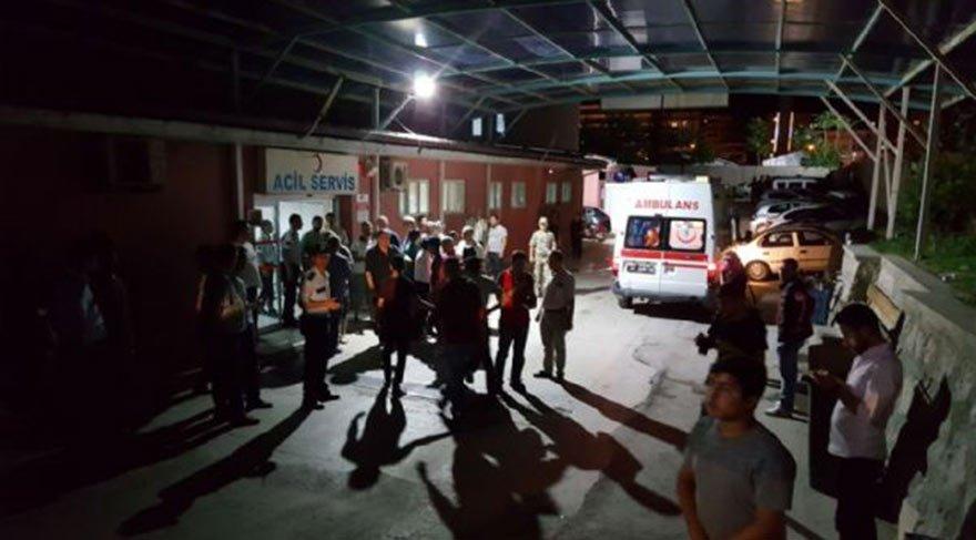 590 asker hastaneye kaldırıldı! Bazılarının durumu kritik