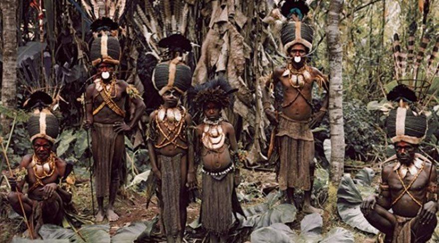 Dünyada son kalan yerli kabile yok olmak üzere! - Son dakika dünya haberleri