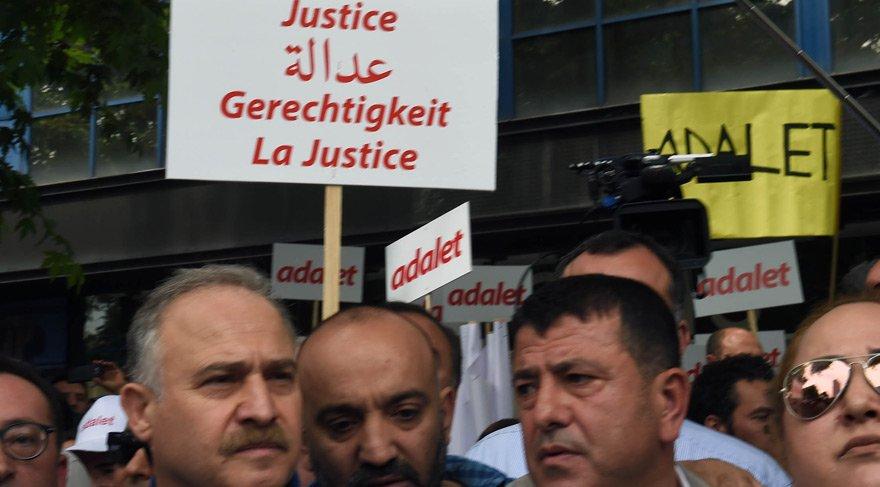 CHP'nin tarihi 'Adalet Yürüyüşü'nden görüntüler