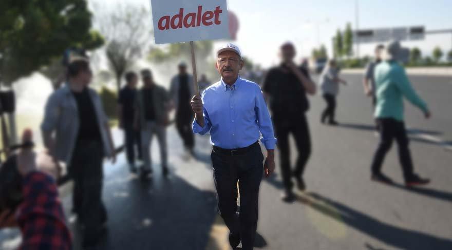 CHP lideri: Adalet gelene dek susmayacağız