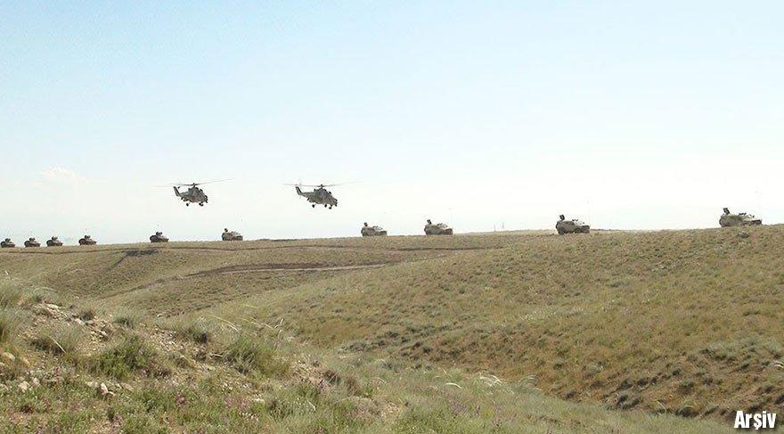 Türk askeri Katar'a ulaştı