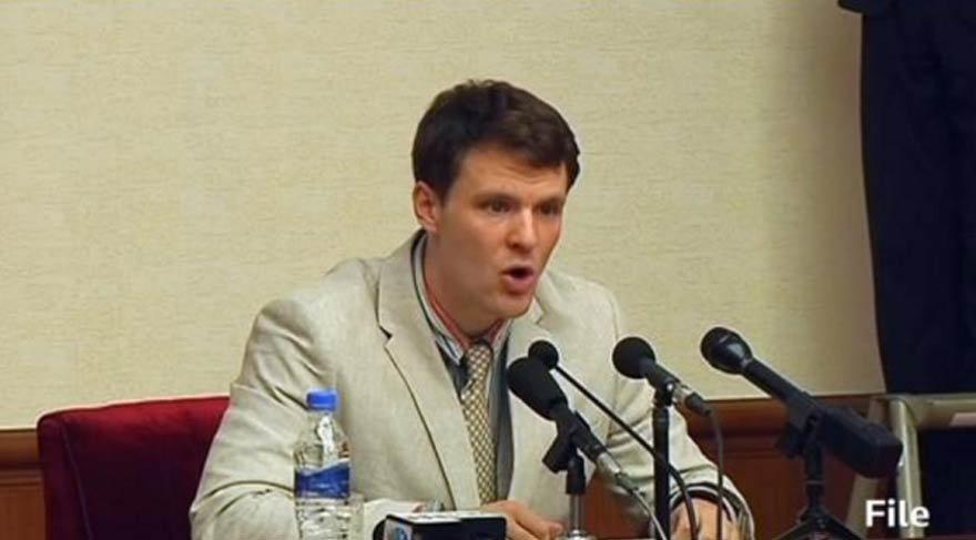 Kuzey Kore'nin serbest bıraktığı ABD'li öğrenci öldü