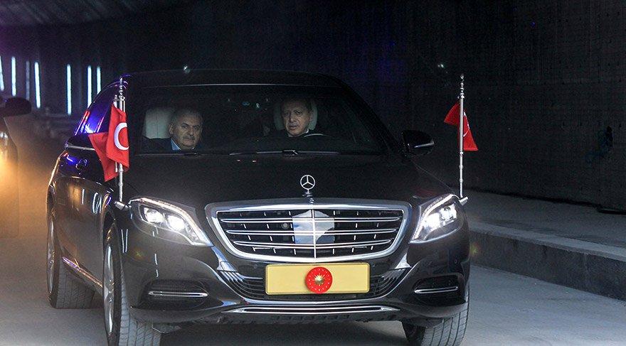 Cumhurbaşkanı Recep Tayyip Erdoğan'dan yola çıkacaklara uyarı