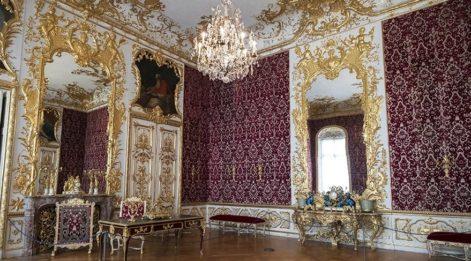 Bavyera Krallığı bu rezidanstan yönetildi