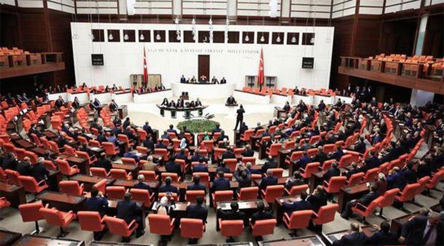 Sanayinin Geliştirilmesi ve Üretimin Desteklenmesi Kanun Tasarısı kabul edildi