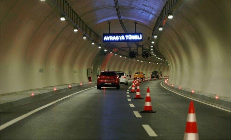 Avrasya Tüneli cezalı geçişlerinde yeni düzenleme