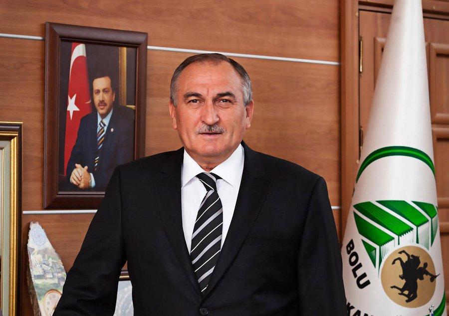 Bolu Belediye Başkanı Yılmaz, Gürsel Tekin'in iddialarını yalanladı.