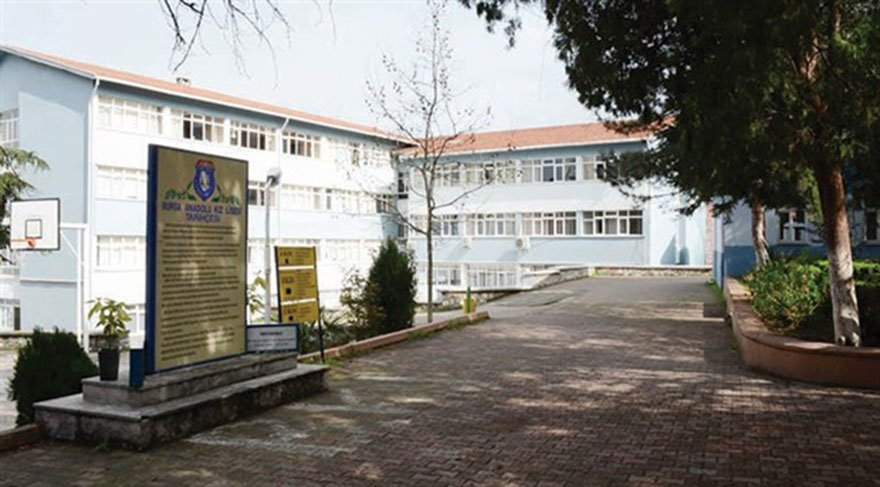 Ceyhun İrgil, Bursa Anadolu Kız Lisesi'ni Meclis'e taşıdı
