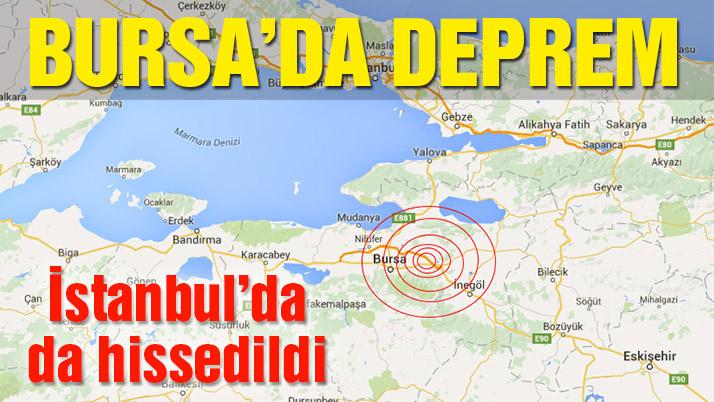 Son dakika… Ege'de deprem… İstanbul'da da hissedildi